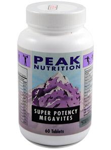 Super Potency Megavites